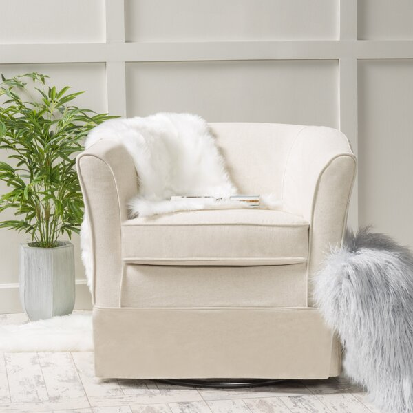 swivel chairs youll love wayfair - Swivel Rocker Chairs For Living Room