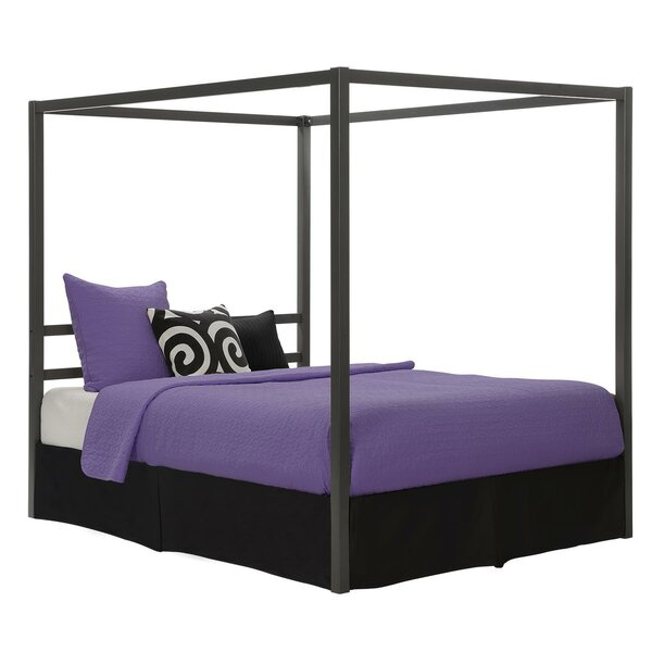 Modern Canopy Beds AllModern  Poster California King Dhp Beds Moncler  Factory Outlets com. Dhp California King Poster Beds   louisvuittonukonlinestore com