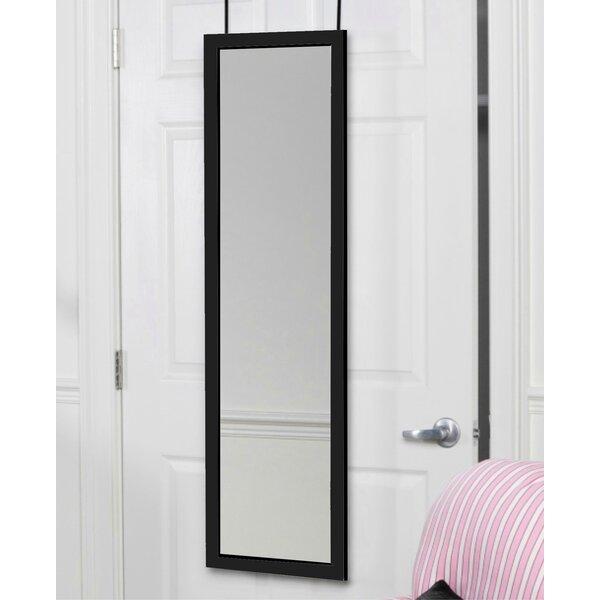Marvelous Back Of The Door Mirror #12: Latitude Run Over The Door Full Length Mirror U0026 Reviews | Wayfair