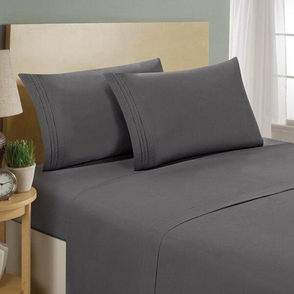 modern sheets sheet sets allmodern. Black Bedroom Furniture Sets. Home Design Ideas