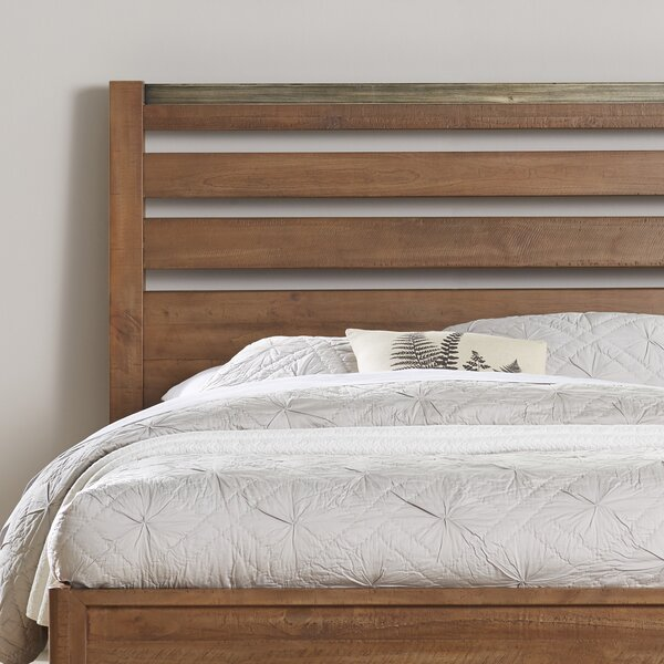 laurel foundry modern farmhouse desjardins slat headboard, Headboard designs