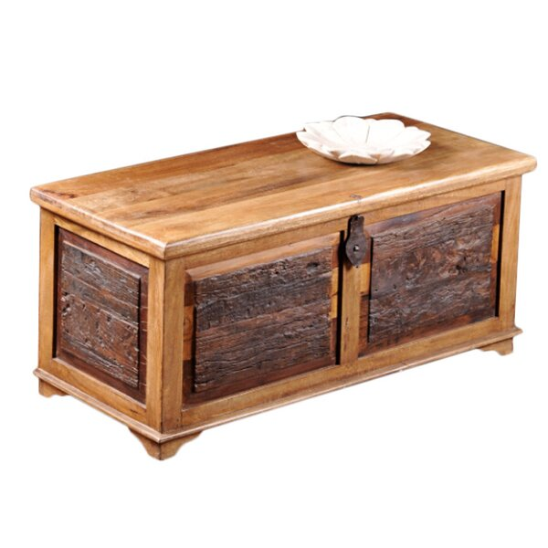 Kerala Blanket Box / Trunk Coffee Table - Lift Top Trunk Coffee Tables You'll Love Wayfair