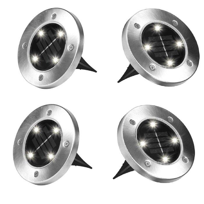 Bell + Howell Disc Lights Set of 4