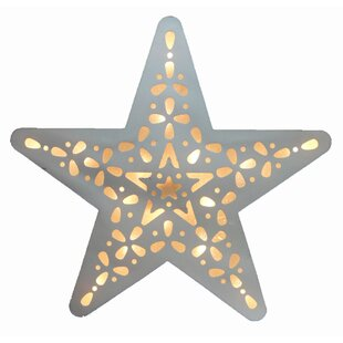 Creative Motion Battery Operated 15-Light LED Star Night Light