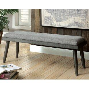 Brayden Studio Olsen Upholstered Bench