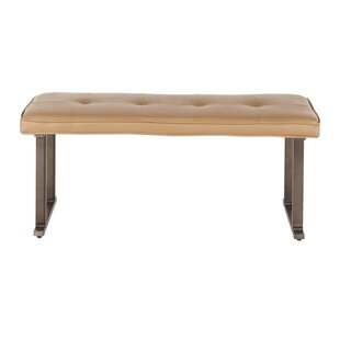 Charlton Home Godin Upholstered Bench