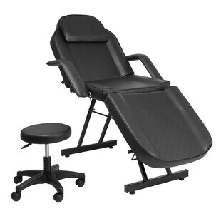 Adjustable All Purpose Facial Beauty Reclining Massage Chair By Symple Stuff
