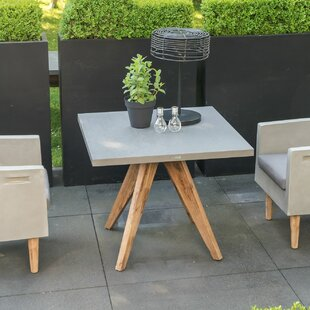 Woburn Concrete Bistro Table By Sol 72 Outdoor