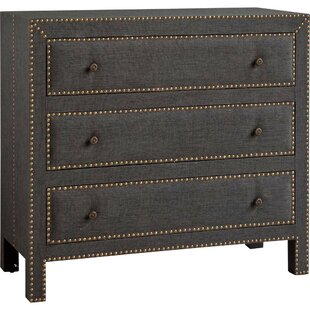 Capricorn 3 Drawer Accent Chest