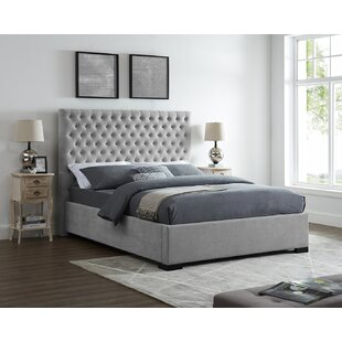 Spurgeon Upholstered Bed Frame By Brambly Cottage