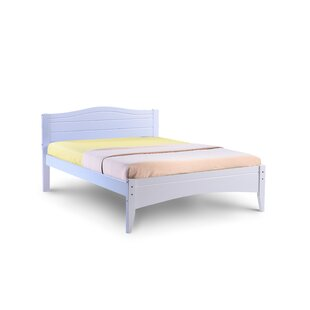 Shalon Bed Frame With Mattress By Ebern Designs