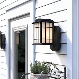 Churchman Outdoor Wall Lantern
