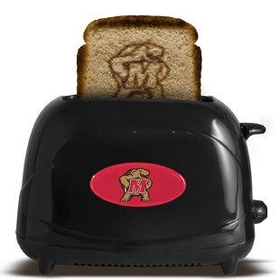 NCAA UToast 2-Slice Toaster Elite