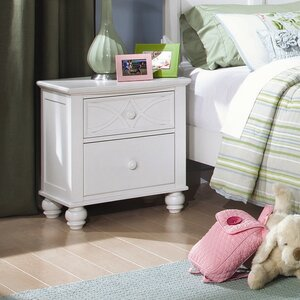 Emerson 2 Drawer Nightstand by Viv + Rae