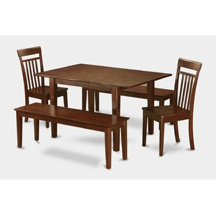 Picasso 5 Piece Extendable Dining Set by ..