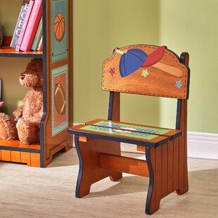Top Little Sports Fan Kids Desk Chair ByFantasy Fields