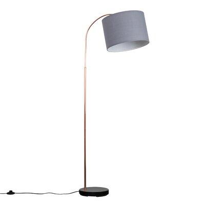 Grey Floor Lamps You Ll Love Wayfair Co Uk