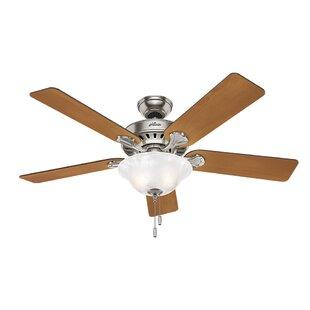 Looking for 52 Buchanan 5 Blade Ceiling Fan with Light By Hunter Fan