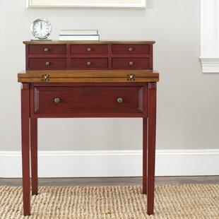 Inexpensive Gallo Secretary Desk ByCharlton Home