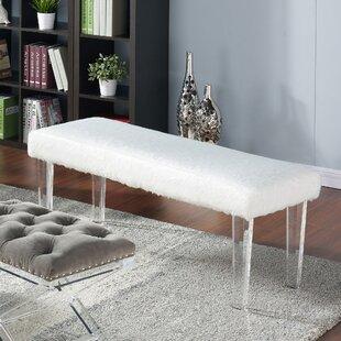 !nspire Upholstered Bench
