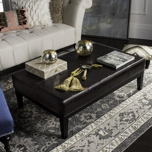 Best Reviews Fulton Cocktail Ottoman By Safavieh