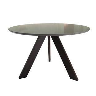 Kraft Mid Century Modern Dining Table by Wrought Studio