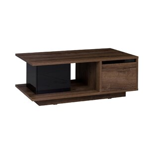 Duerr Coffee Table With Storage By 17 Stories