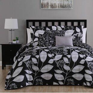 Sutterfield Reversible Comforter Set by Winston Porter