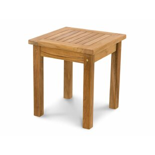 Lowery Teak Side Table