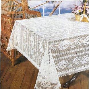 Stars Crochet Tablecloth Wayfair