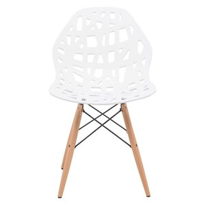 Akron Solid Wood Dining Chair