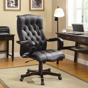 Candy Eco Executive Chair by DarHome Co Top Reviews