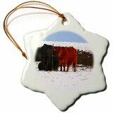 Cow Ornaments Wayfair