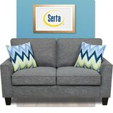 Astoria Loveseat by Serta at Home