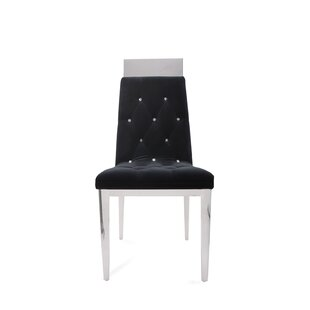 Letcher Upholstered Dining Chair (Set of ..