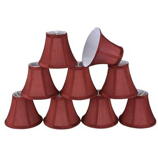 6 Silk Bell Candelabra Shade (Set of 9)
