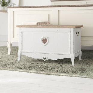 Painted Blanket Box By Maine Furniture Co.