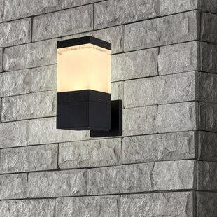 Tingsley Modern LED Outdoor Sconce