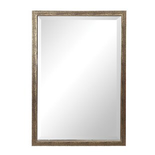 Charlton Home Rosemary Tarnished Accent Mirror