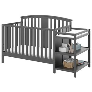 Purchase Greyson 4-in-1 Convertible Crib and Changer Combo ByStorkcraft