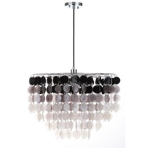 Zeveren 3-Light Crystal Pendant