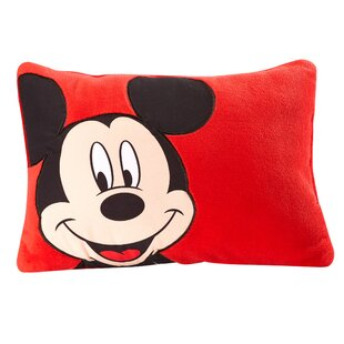 Mickey Boudoir Pillow