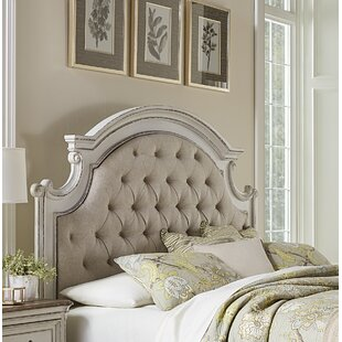 Laramie Queen Upholstered Panel Headboard