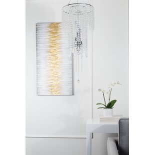 Broomfield 5-Light Crystal Chandelier by ..