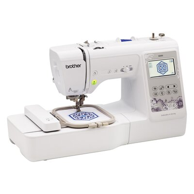 Brother Sewing Combo Embroidery Computerized Electronic Sewing Machine Brother Sewing