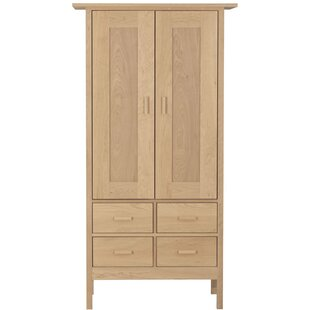 Compare prices Cindy Armoire By Red Barrel Studio