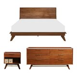 Moffitt Platform Configurable Bedroom Set by Brayden Studio