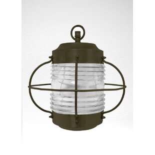 Marianna 1 Light Outdoor Hanging Lantern Image
