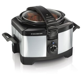 4 Qt. Stay or GoConnectable Slow Cooker