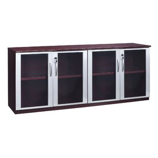 Napoli 4 Door Credenza by Mayline Group Herry Up
